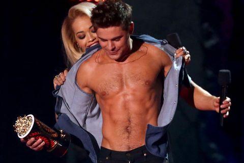 Hot Shirtless Men