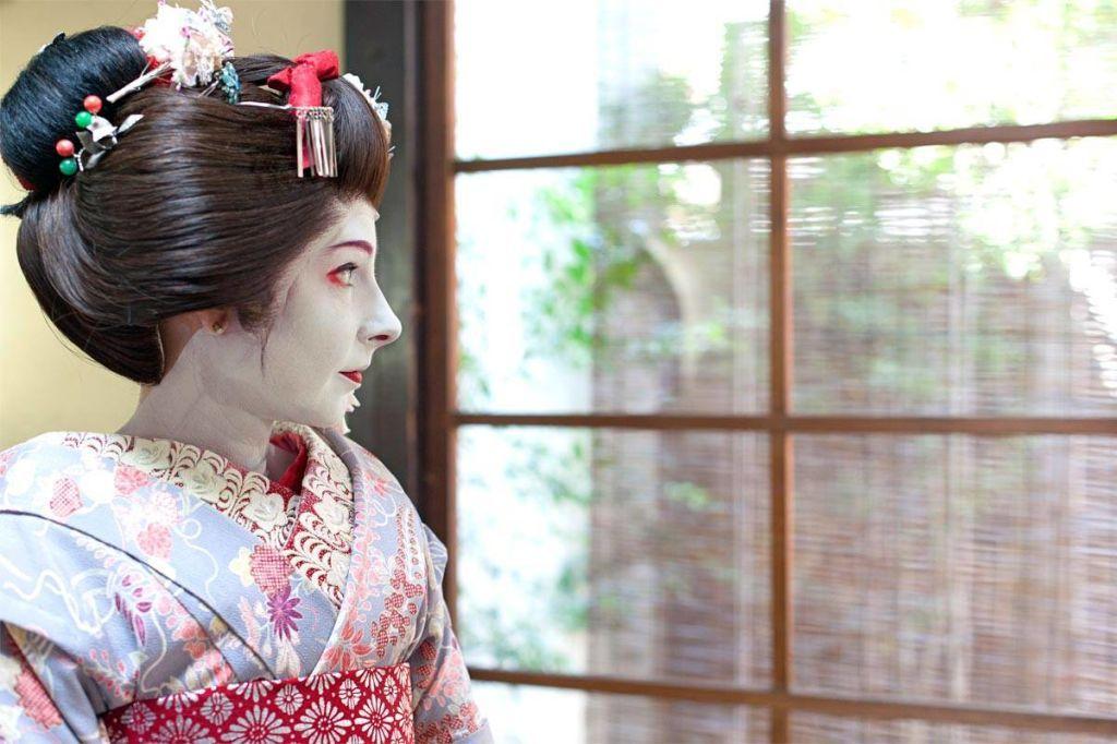 Secrets of the geishas