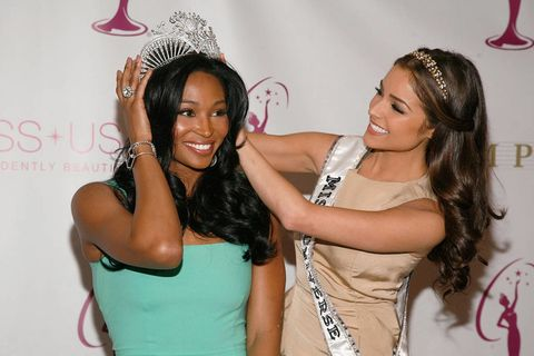 What It's Actually Like to Be Miss USA