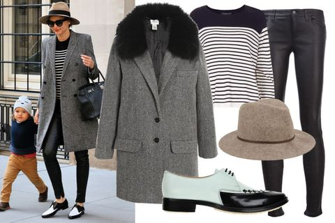 Clothing, Footwear, Sleeve, Trousers, Coat, Textile, Outerwear, Hat, Style, Jacket,