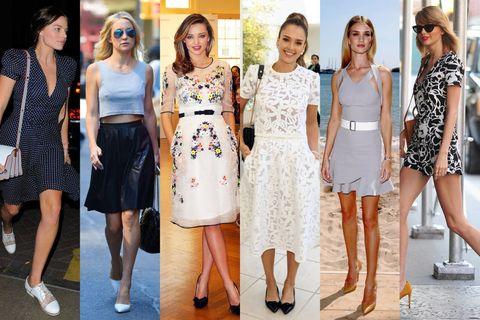 Clothing, Eyewear, Leg, Dress, Shoulder, Outerwear, Style, Fashion accessory, Street fashion, Fashion,