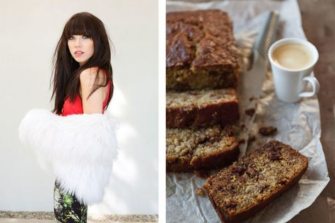 carly rae jepsen holiday recipe