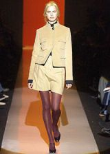 Anne Klein Fall 2003 Ready-to-Wear Collections 0002