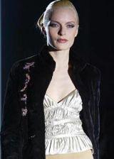Badgley Mischka Fall 2003 Ready-to-Wear Detail 0002