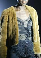 Badgley Mischka Fall 2003 Ready-to-Wear Detail 0003
