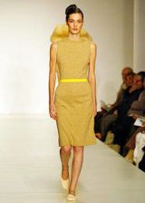 Behnaz Sarafpour Fall 2003 Ready-to-Wear Collections 0003