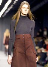 Calvin Klein Fall 2003 Ready-to-Wear Detail 0002