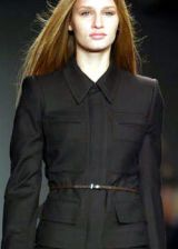 Calvin Klein Fall 2003 Ready-to-Wear Detail 0003
