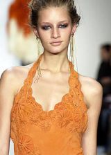 Carlos Miele Fall 2003 Ready-to-Wear Detail 0002