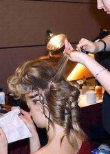 Catherine Malandrino Fall 2003 Ready-to-Wear Backstage 0002