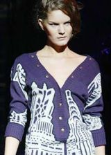 Catherine Malandrino Fall 2003 Ready-to-Wear Detail 0003
