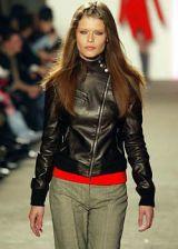 DKNY Fall 2003 Ready-to-Wear Detail 0002