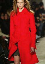 DKNY Fall 2003 Ready-to-Wear Detail 0003
