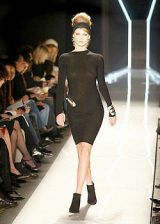 Donna Karan Fall 2003 Ready-to-Wear Collections 0002