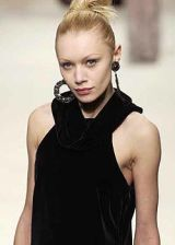 Elspeth Gibson Fall 2003 Ready-to-Wear Detail 0003