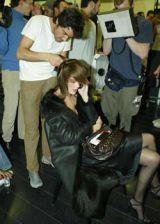 Fendi Fall 2003 Ready-to-Wear Backstage 0003