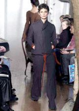 Gary Graham Fall 2003 Ready-to-Wear Collections 0002