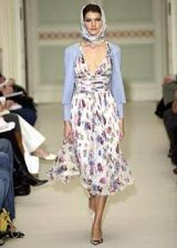 Luisa Beccaria Fall 2003 Ready-to-Wear Collections 0002