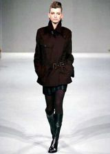 Nicole Farhi Fall 2003 Ready-to-Wear Collections 0002