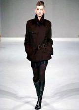 Nicole Farhi Fall 2003 Ready-to-Wear Collections 0002