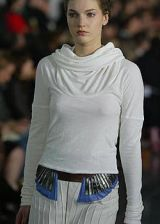 Sophia Kokosalaki Fall 2003 Ready-to-Wear Detail 0003