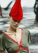 Alexander McQueen Fall 2003 Ready-to-Wear Detail 0002