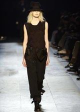 Ann Demeulemeester Fall 2003 Ready-to-Wear Collections 0002