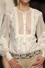 La Perla Spring 2008 Ready-to-wear Detail - 002