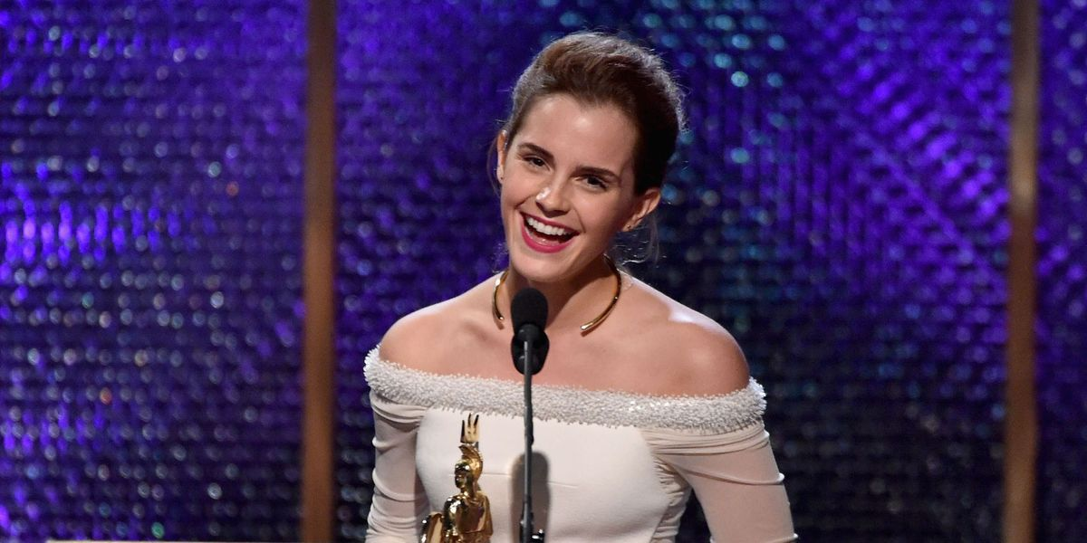 Emma Watson's Guide to Closing the Gender Gap