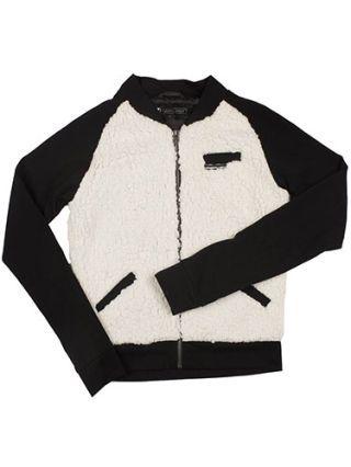 Product, Collar, Sleeve, Textile, White, Style, Fashion, Black, Sweater, Sweatshirt,