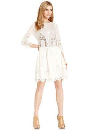 c0ab2c075d8d Little White Dresses Summer 2013- Trendy White Dresses for Summer 2013