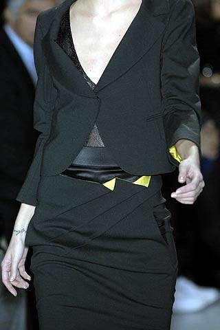 Donna Karan Fall 2007 Ready-to-wear Detail - 003