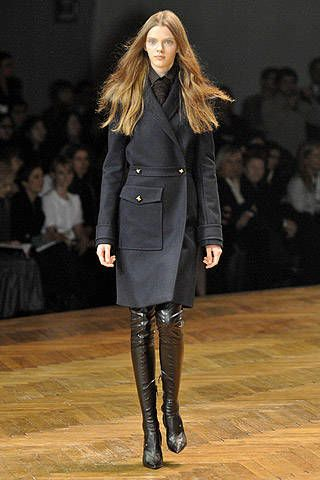 Givenchy Fall 2007 Ready-to-wear Collections - 002