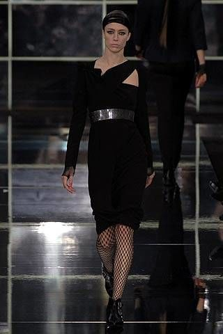 Karl Lagerfeld Fall 2007 Ready-to-wear Collections - 002