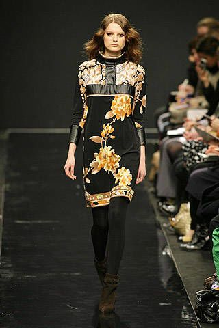 Leonard Fall 2007 Ready-to-wear Collections - 003