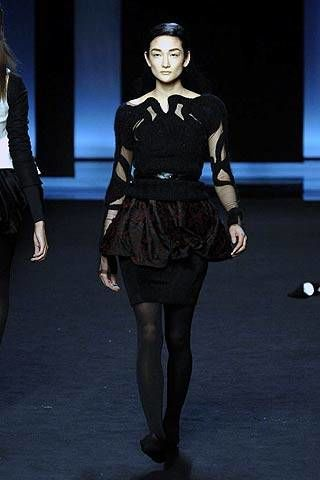 Sophia Kokosalaki Fall 2007 Ready-to-wear Collections - 002