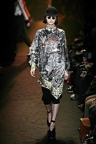 Tsumori Chisato Fall 2007 Ready-to-wear Collections - 002