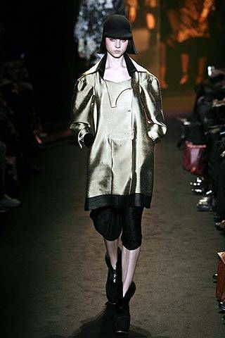 Tsumori Chisato Fall 2007 Ready-to-wear Collections - 003