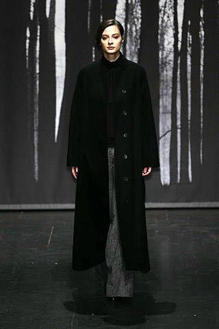 Veronique Branquinho Fall 2007 Ready-to-wear Collections - 002