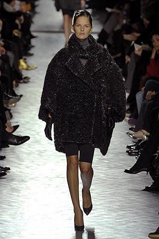 Yves Saint Laurent Fall 2007 Ready-to-wear Collections - 002