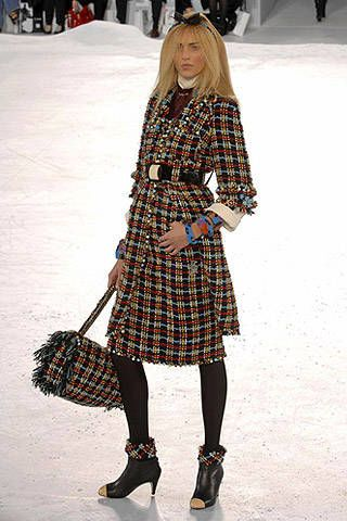 Chanel Fall 2007 Ready-to-wear Collections - 002