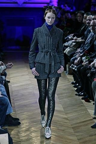 Josep Font Fall 2007 Ready-to-wear Collections - 002