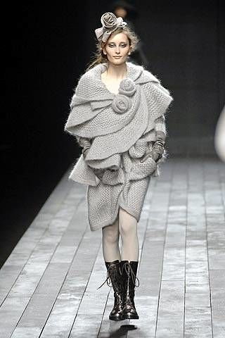 Sonia Rykiel Fall 2007 Ready&#45&#x3B;to&#45&#x3B;wear Collections &#45&#x3B; 002