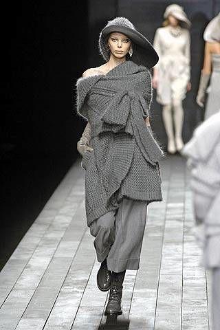 Sonia Rykiel Fall 2007 Ready&#45&#x3B;to&#45&#x3B;wear Collections &#45&#x3B; 003