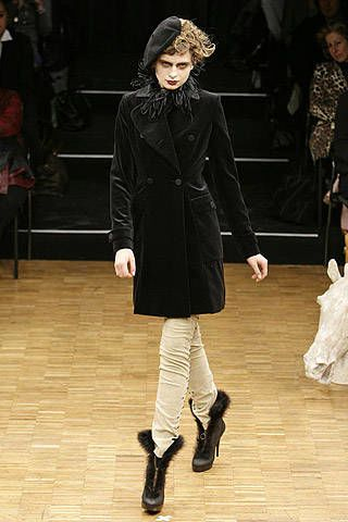 Cher Michel Klein Fall 2007 Ready-to-wear Collections - 002