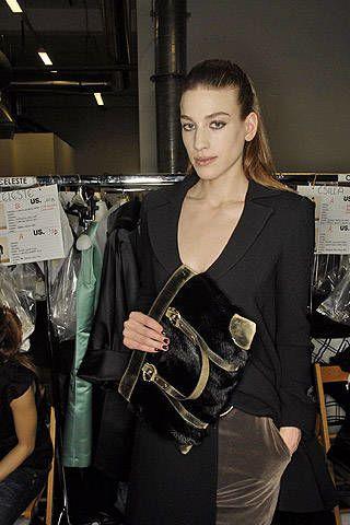 Emporio Armani Fall 2007 Ready-to-wear Backstage - 002