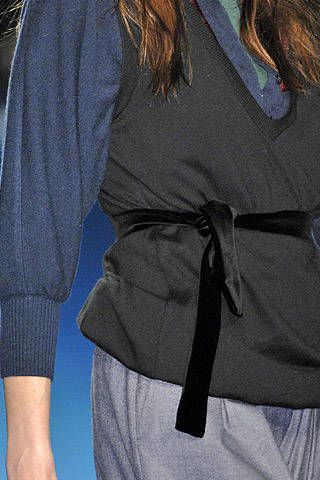 Frankie Morello Fall 2007 Ready-to-wear Detail - 003