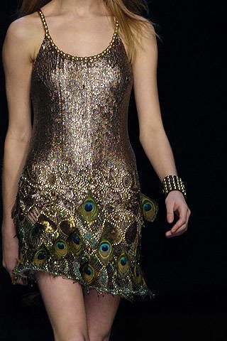 Jenny Packham Fall 2007 Ready&#45&#x3B;to&#45&#x3B;wear Detail &#45&#x3B; 003