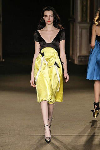 Junko Shimada Fall 2007 Ready-to-wear Collections - 002