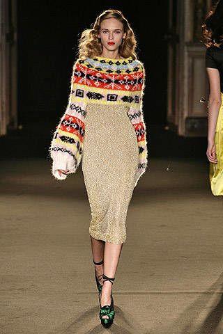 Junko Shimada Fall 2007 Ready&#45&#x3B;to&#45&#x3B;wear Collections &#45&#x3B; 003
